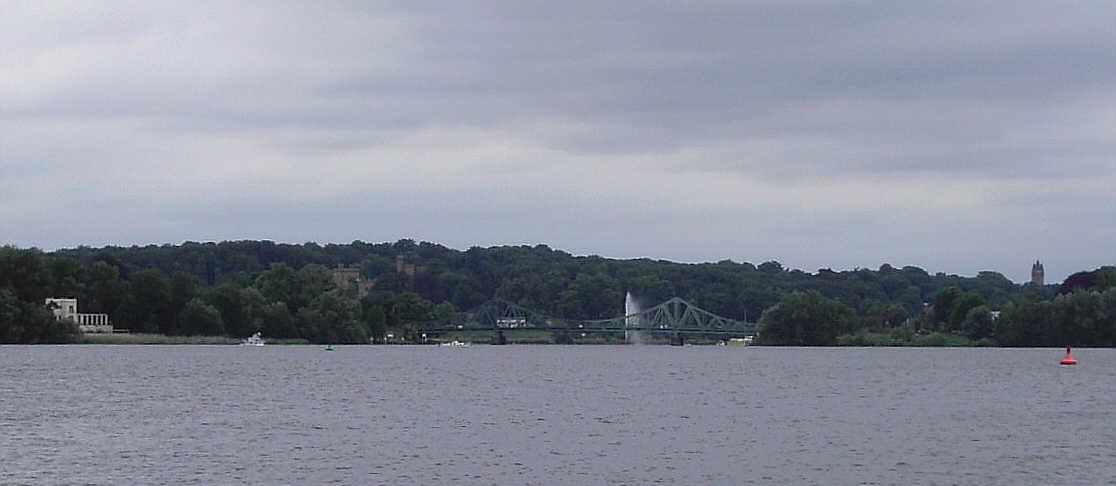 Panorama Jungfernsee