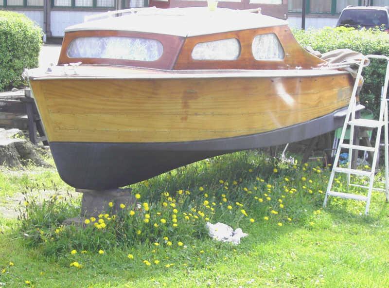Blumenboot