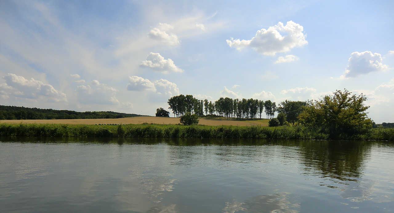 An der Havel bei Kilometer 45